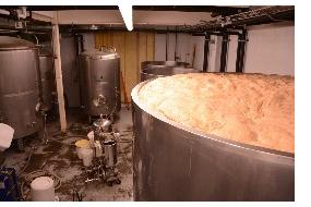 The Woodstock Brewery has been operating under the same brew-master since 1995.