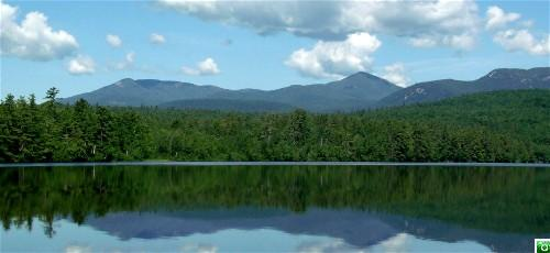 Chocorua Lake in Tamworth - Click for a larger image!