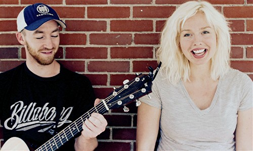 Hallie Day and Kyle Haley to Perform in Colebrook.