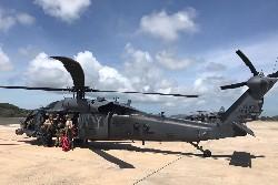 US Military Continues Caribbean, Florida Hurricane Response Operations.