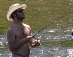 NHF&G Announces Free Fishing Day.