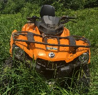 Paul Martin, a Rumney, NH resident, was injured in an ATV accident on 6/29/18.