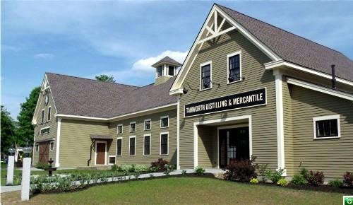 Tamworth Distilling & Mercantile Bldg. in Tamworth, NH - Click for a larger image!