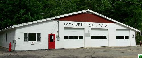 The Fire Station in Tamworth - Click for a larger image!