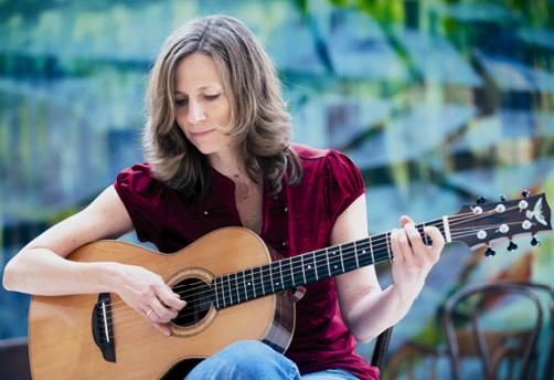 Acclaimed Musician Tracy Grammer In Concert At Colebrook Country Club Nov. 10.