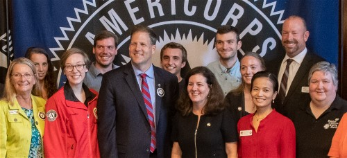 NH Receives Record AmeriCorps Funding in 2018.