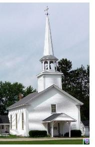 United Methodist Church - Click for a larger image and more Alexandria photos.