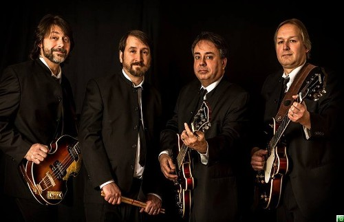 A Beatles Tribue Band Comes Slated to Perform in Gorham.