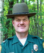 James S. Juneau of Gilmanton has been promoted to Major and is the New Hampshire Fish and Game Department's new Assistant Chief of Law Enforcement.