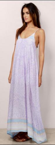 Maxi-Dress by Toby.com.