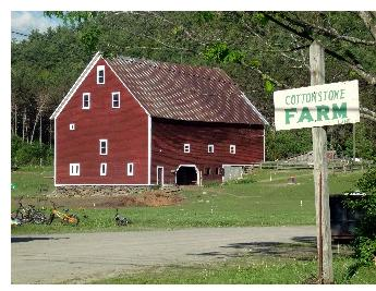 Photo of Cottonstone Farm, Orford, NH