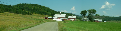 Maple Ridge Farm, Pittsburg, NH