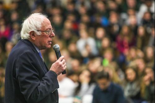 Bernie Sanders to Speak in St. Johnsbury, VT.
