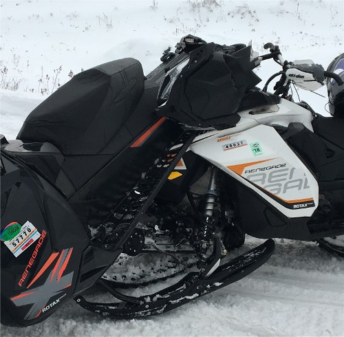 NH Weekend Snowmobile Crash