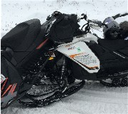 Weekend snowmobile crashes injure 2 in NH.