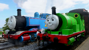 Thomas and Percy to visit North Conway in July.