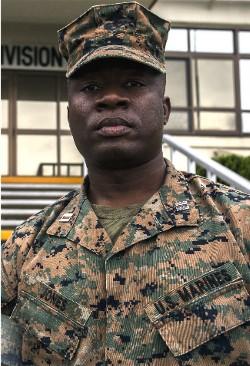 USMC Captain Jones