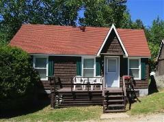 NH White Mountains Cottage.